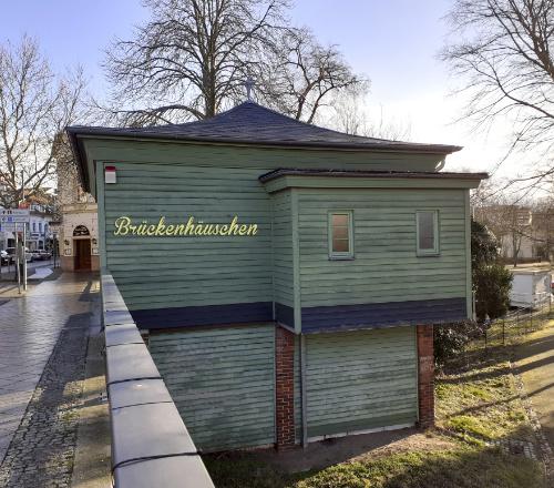 kiko kreativagentur - Brückenhäuschen Spremberg